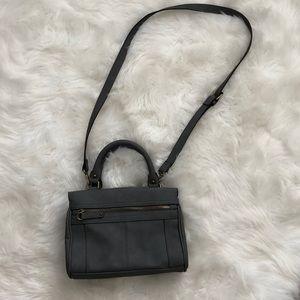 NWOT Target Merona gray crossbody purse